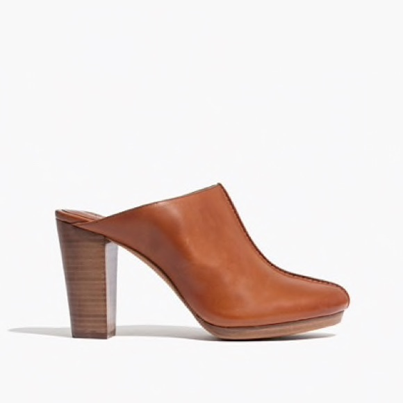 b5b714cfaa8 Madewell Shoes - MADEWELL THE ANDIE HIGH-HEEL CLOG